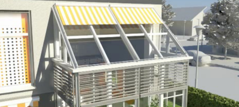Elero producten voor zonwering