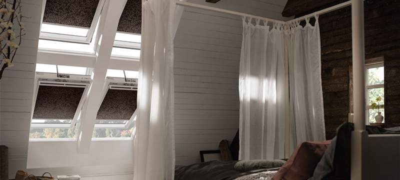 Velux raamdecoratie Veenendaal