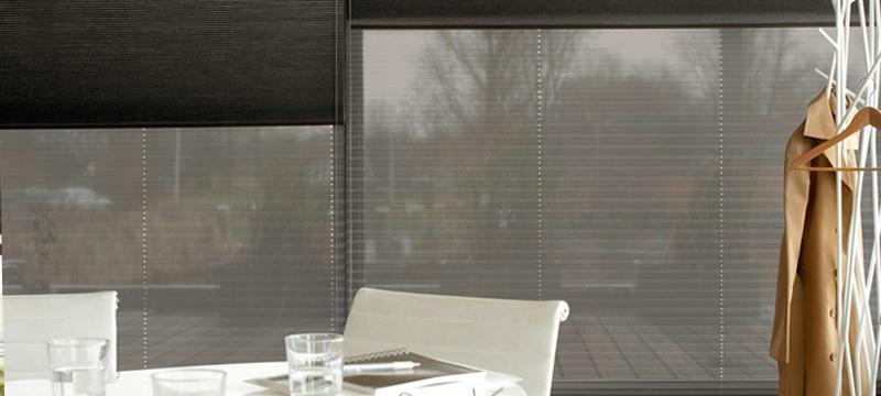 Zonnelux raamdecoratie Veenendaal