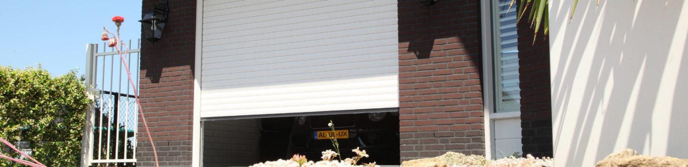 Garagerolluiken zonwering
